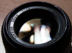 NIKKOR 50mm 1:1,4