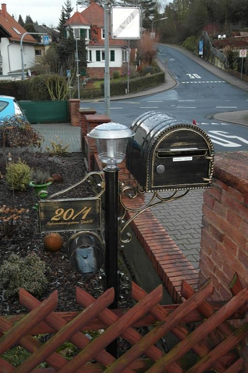 Sie haben Post
