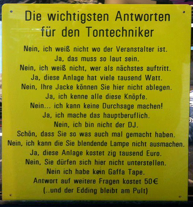 tontechnik